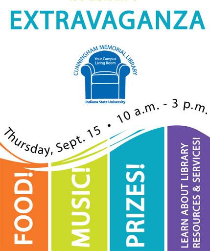 2011 Library Extravangaza!!! September 15