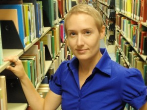 Nicole Bailey, Indiana State University Writing Center Coordinator
