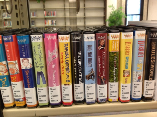 Audio Books for Children & Young Adults