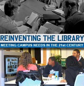Reinventing the Library - library of the past, and library of the future