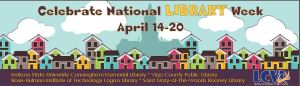 Library Consortium of Vigo County Celebrates National Library Week 2013