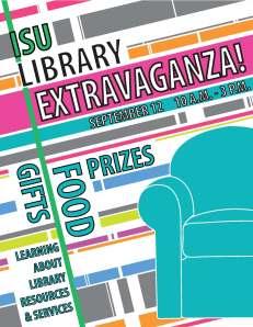 2013 Library Extravaganza