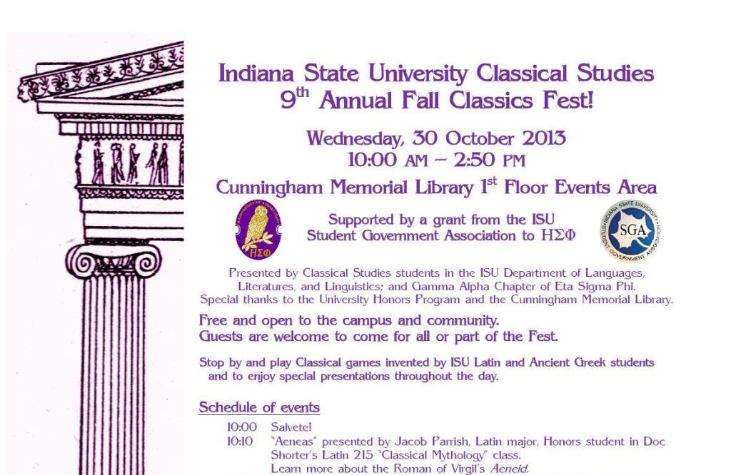 Classics Fest