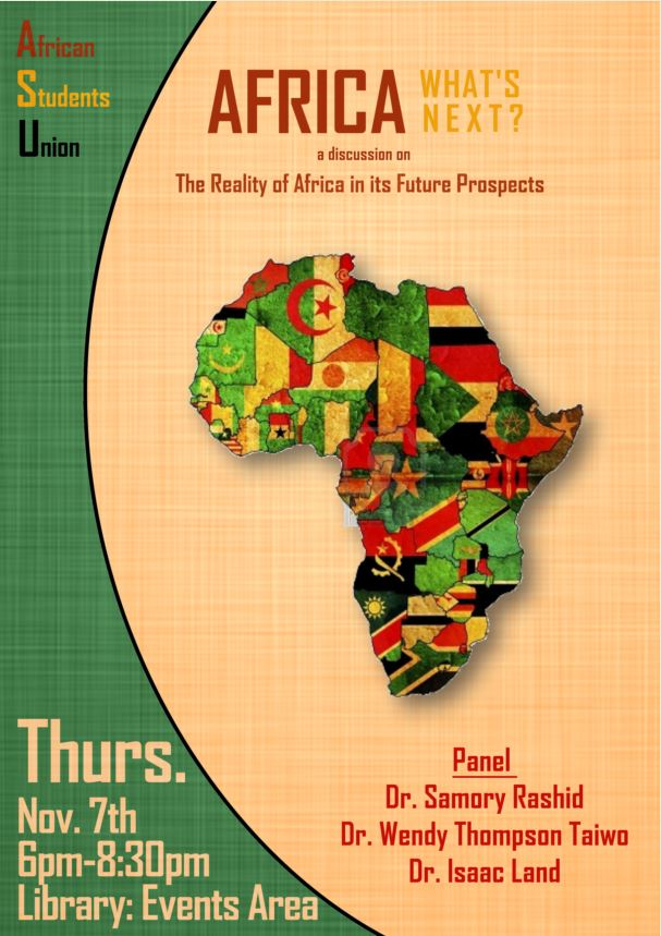 African Students Union: Africa: What's Next