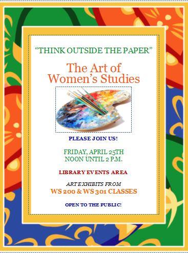 Art of Womens Studies