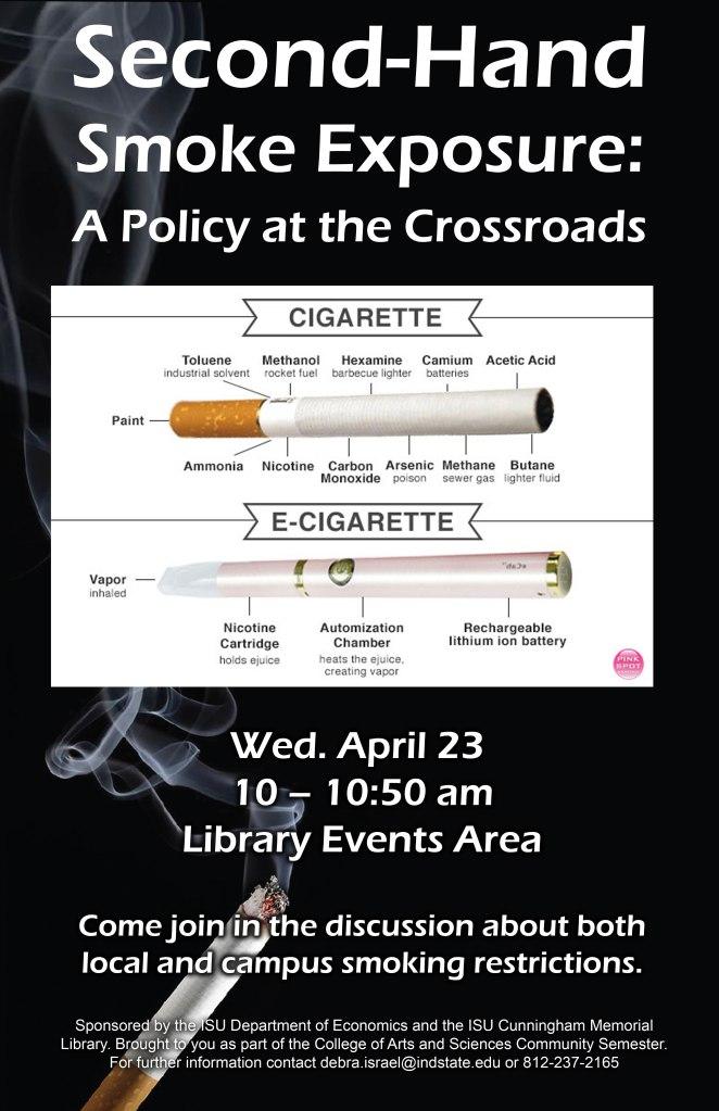 Second-hand Smoke Exposure