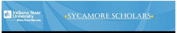 Sycamore Scholars