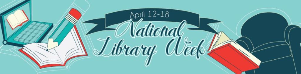 ISU Library Celebrates National Library Week