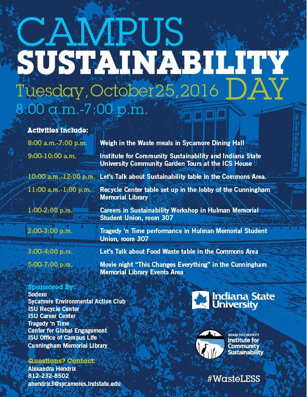 campussustainabilityday